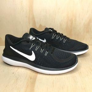 NEW Nike Flex 2017 RN Black and White